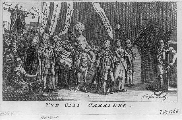 The city carriers