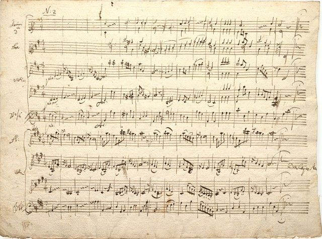 Six Minuets, K. 164 (130a)