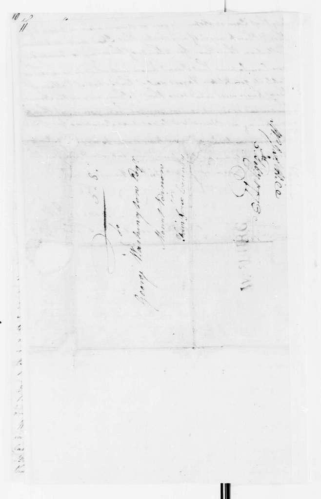 George Washington Papers, Series 4, General Correspondence: James Hill to George Washington, February 5, 1773