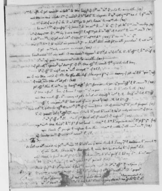 Thomas Jefferson, 1773, Summary of Harding versus Harding Law Case