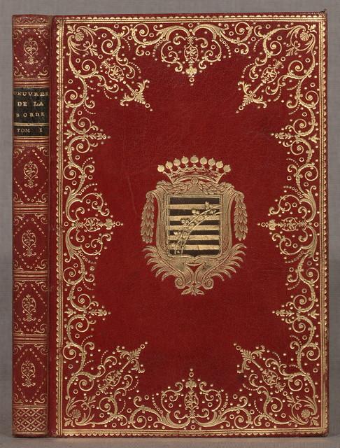 Choix de chansons,mises en musique. Orne´es d'estampes par J.M. Moreau.  Choix de chansons [from old catalog]  Paris, De Lormel, imprimeur, 1773 [i.e. 1774?]  4 v. ports., plates. 26 cm.