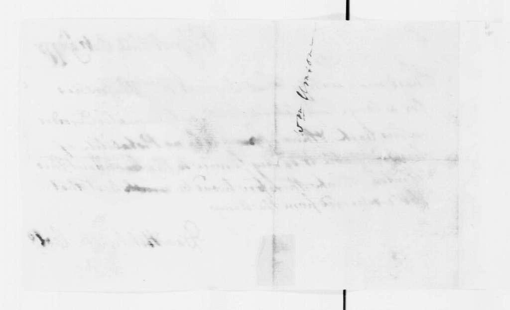 George Washington Papers, Series 4, General Correspondence: Daniel Hitchcock to William Vinson, October 9, 1775, Discharge Certificate