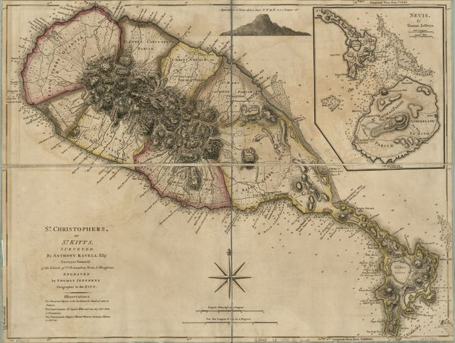 St. Christophers or St. Kitts,