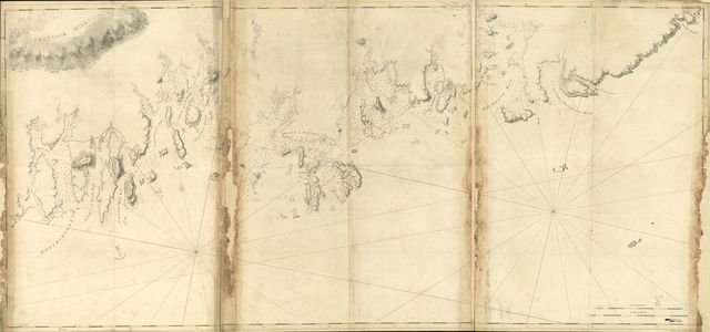 [Coast of Maine from Moose Cove to Gouldsboro Bay.