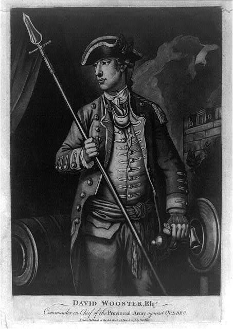 David Wooster, Esq'r. - commander in chief of the Provincial Army against Quebec