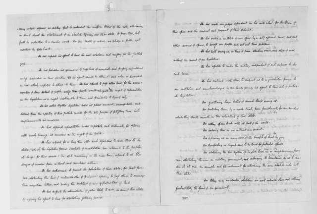 Thomas Jefferson, et al, July 4, 1776, Copy of Declaration of Independence
