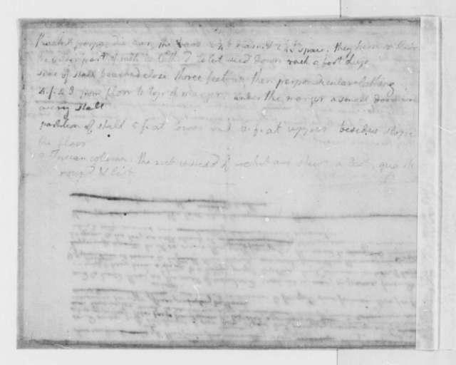 Thomas Jefferson, June 1776, Building Instructions