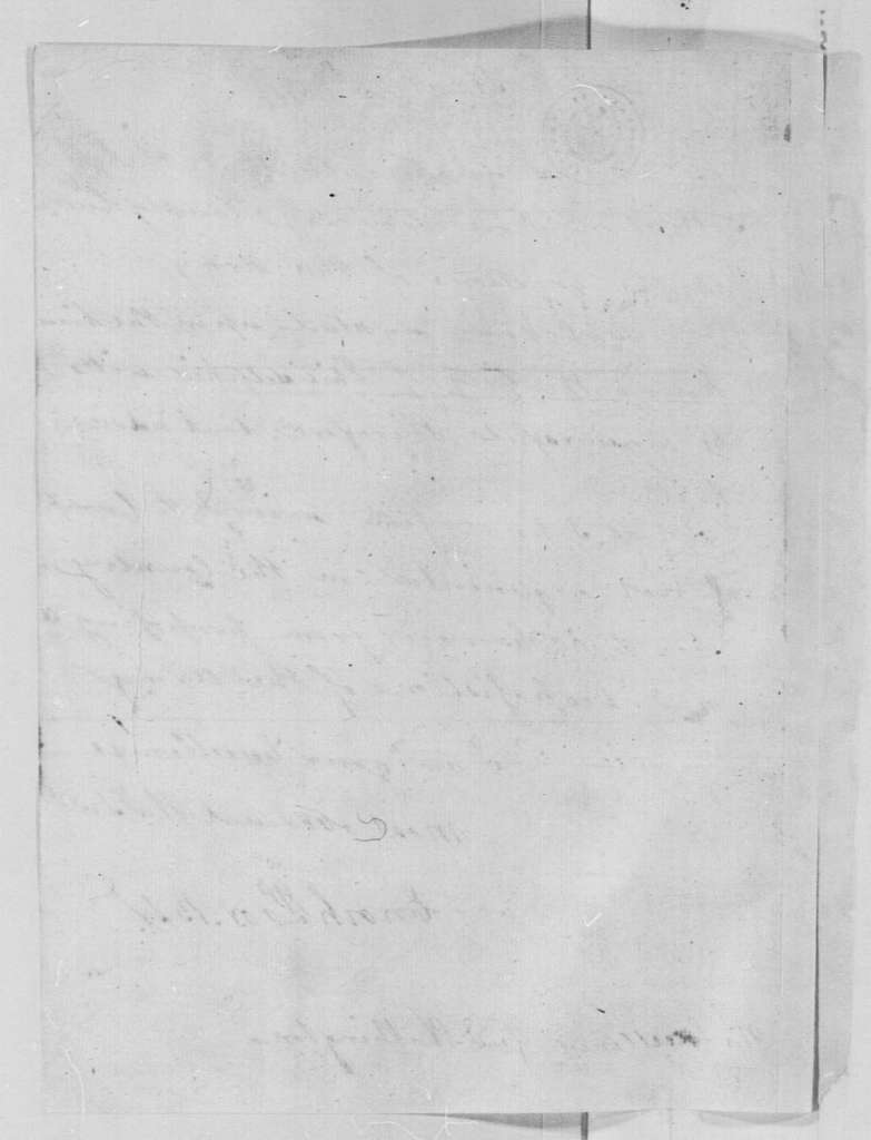 George Washington Papers, Series 4, General Correspondence: Enoch Poor to George Washington, November 25, 1777