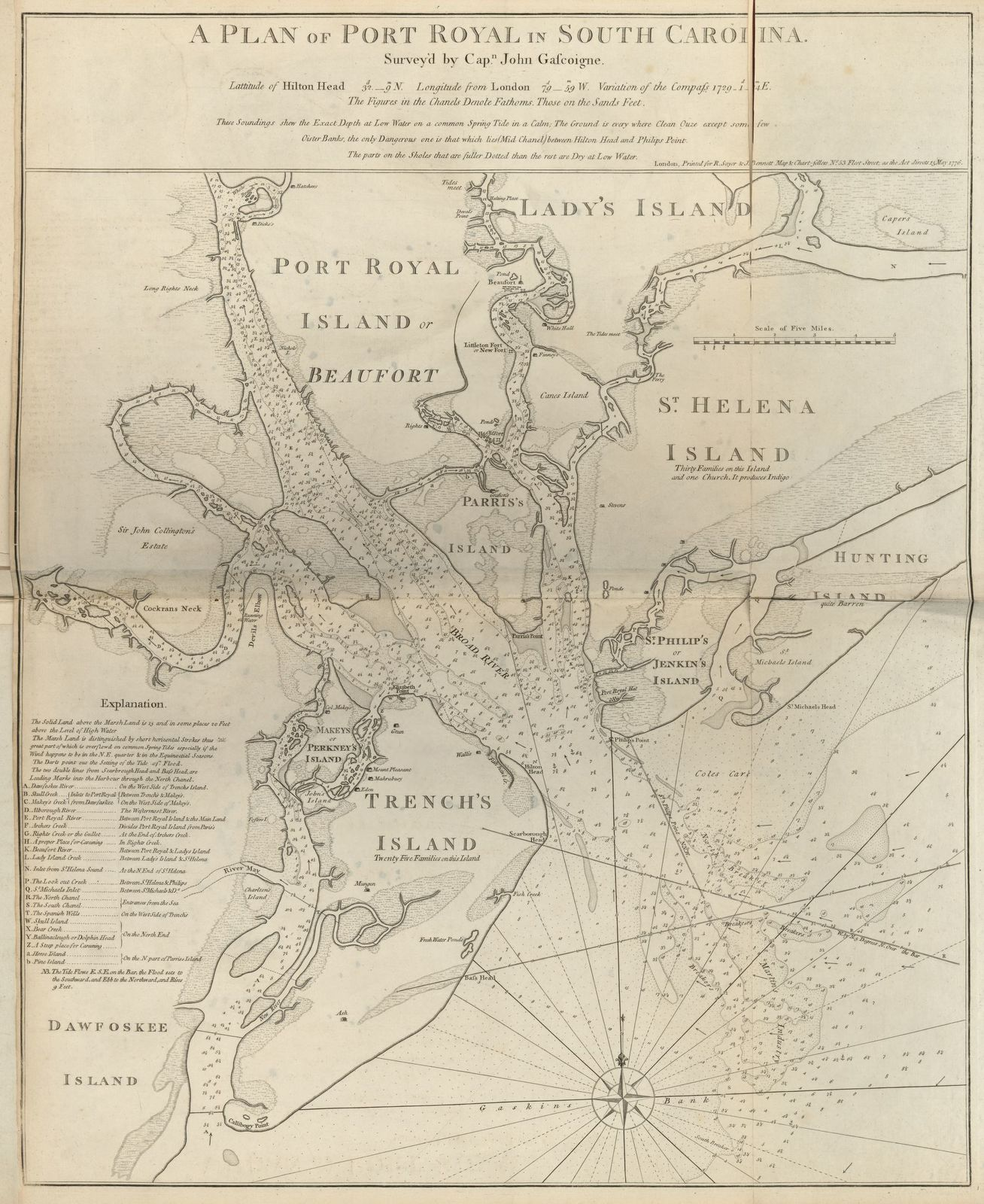 The North-American pilot for New England, New York, Pensilvania, Maryland, and Virginia; also, the two Carolinas, and Florida.
