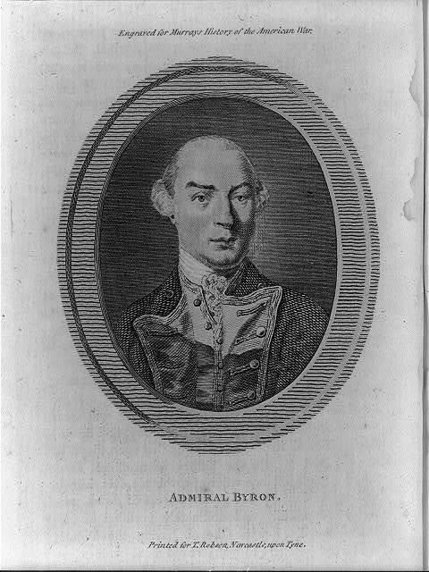 Admiral Byron