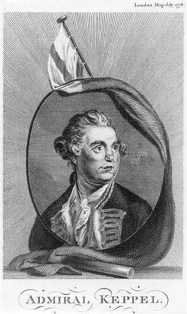 Admiral Keppel