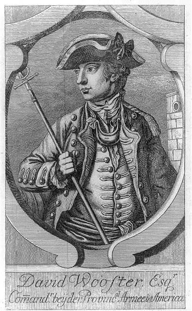 David Wooster, Esqr. - commandr beÿ der provincal armee in America