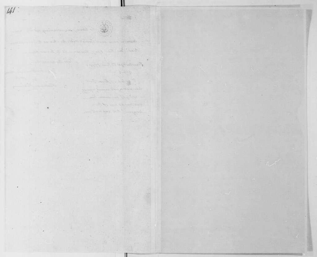 George Washington Papers, Series 4, General Correspondence: Philemon Dickinson to George Washington, June 23, 1778, four same date