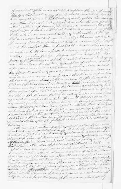Samuel Smith to James Madison, September 15, 1778.