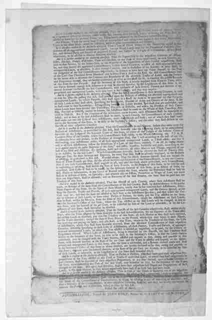 State of New-York, An act for raising monies to be applied towards the public exigencies of this State .... Passed the 28th of March, 1778 Poughkeepsie: Printed by John Holt, Printer to the State of New York [1778].