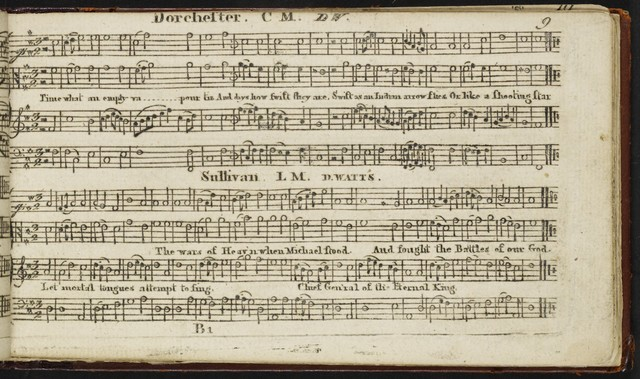 The  singing master's assistant, or, Key to practical music being an abridgement from the New-England psalm-singer; together with several other tunes, never before published