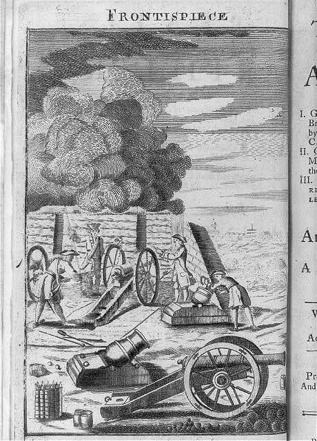 [A variety of artillery pieces and other ordnance]
