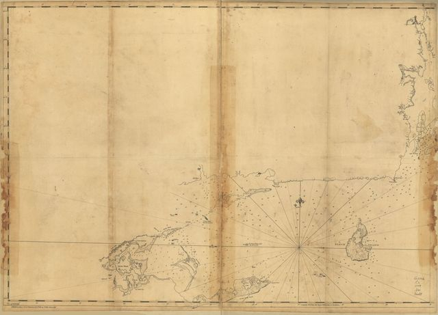 [Coast of Rhode Island and Long Island from Narragansett Bay to Peconic Bay.