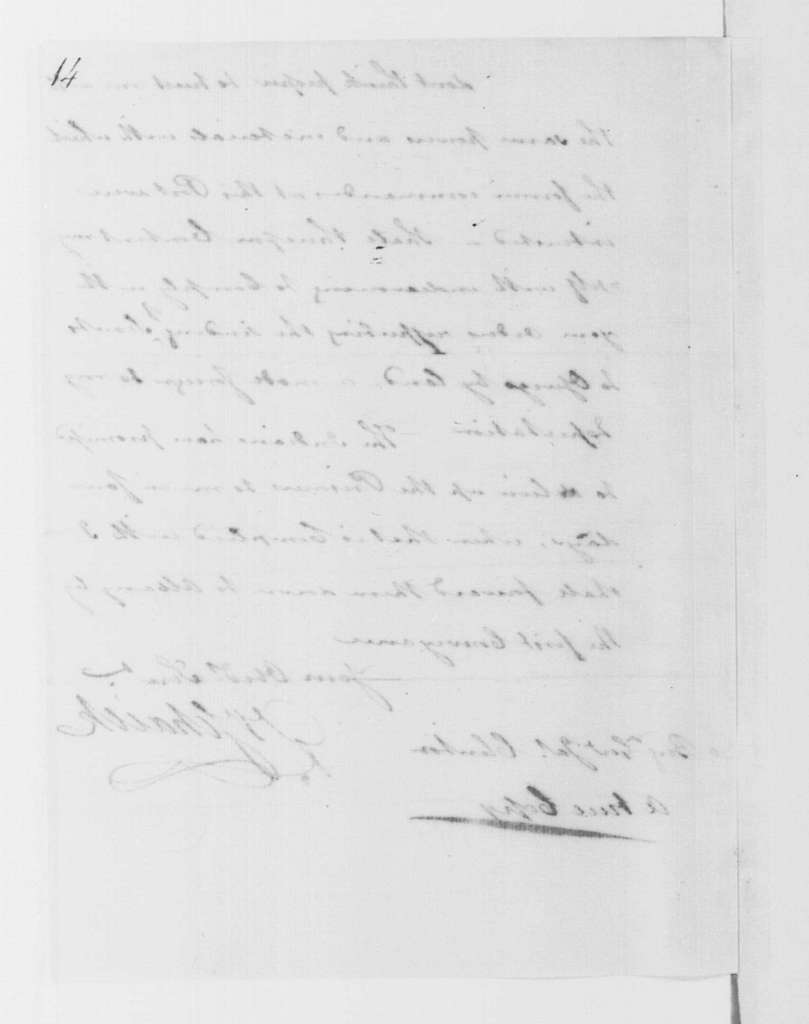 George Washington Papers, Series 4, General Correspondence: Goose van Schaick to James Clinton, May 22, 1779