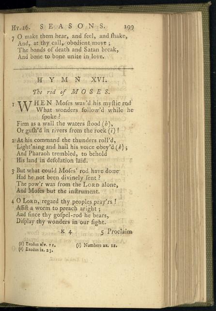 Olney hymns in three books