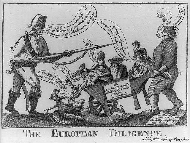 The European diligence