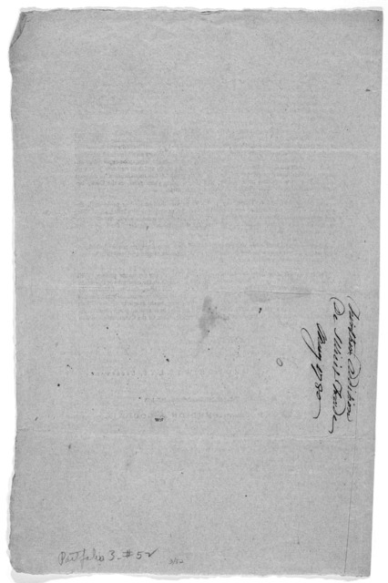 At a General Assembly of the Governor and company of the State of Connecticut; holden at Hartford, on the second Thursday of May 1780. An act in further addition to, and in alteration of the act, entitled, An act more effectually to prevent illi