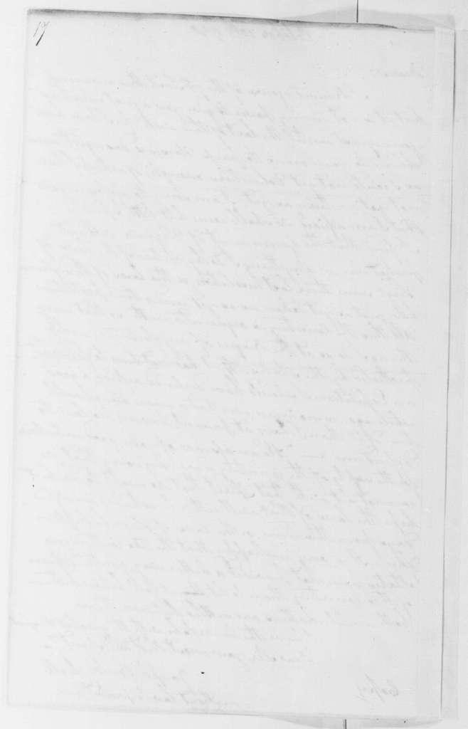 George Washington Papers, Series 4, General Correspondence: Joseph Beelor to Daniel Brodhead, October 10, 1780