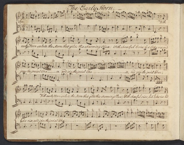 Music of Francis Hopkinson