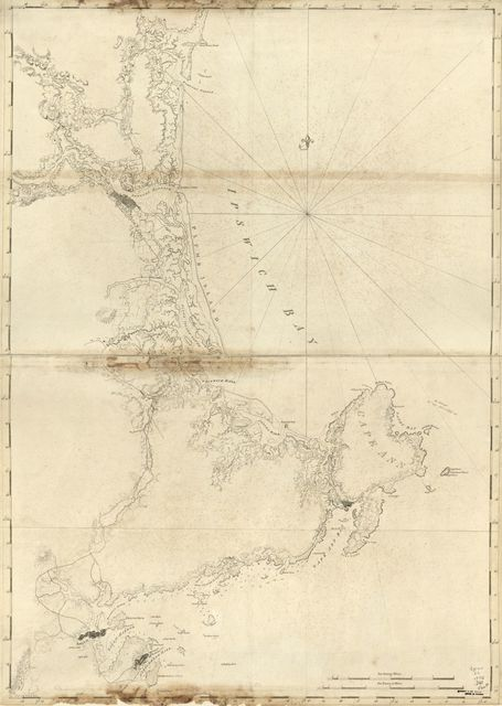 [Coast of New Hampshire and Massachusetts from Great Boars Head to Marblehead Harbor.