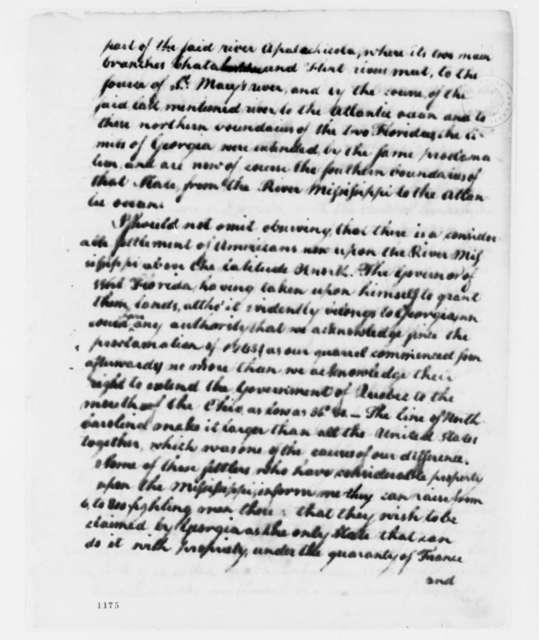 Lachlan McIntosh to Edward Telfair and Noble Wymberly Jones, November 15, 1781