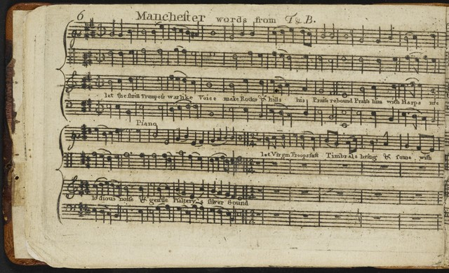 The  psalm-singer's amusement containing a number of fuging pieces and anthems