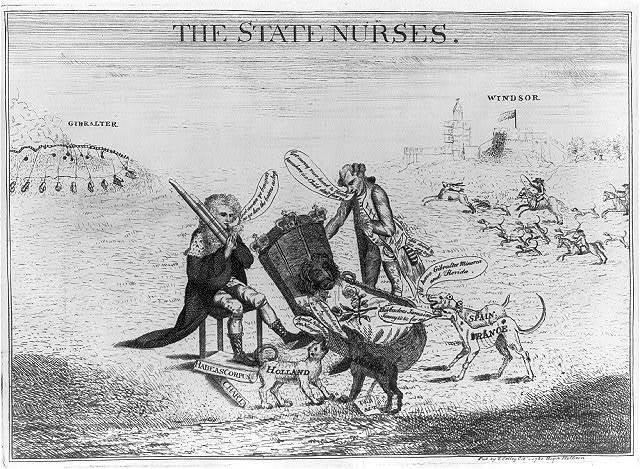 The state nurses
