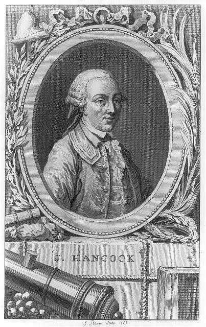 J. Hancock / J. Pelicier sculp. 1782.