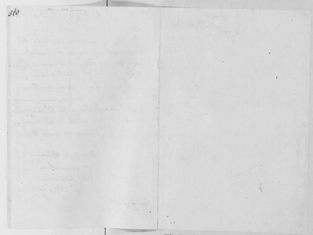 George Washington Papers, Series 4, General Correspondence: Jonathan Stapleton to William S. Smith, April 15, 1783