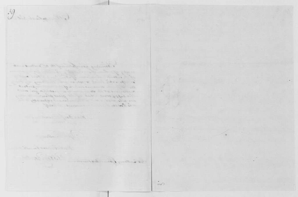 George Washington Papers, Series 4, General Correspondence: Peter John Van Berckel to George Washington, November 26, 1783