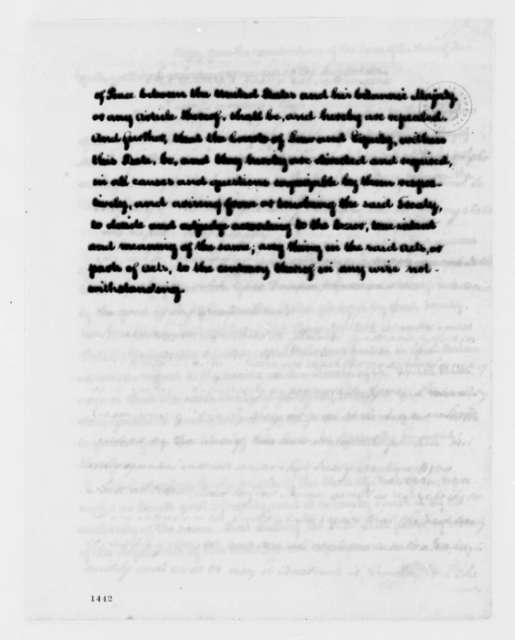 New York General Assembly, February 22, 1783, Laws