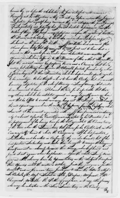 Robert Morris to John Rucker, June 14, 1784
