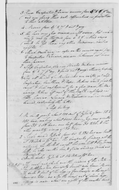 Unknown, 1784, Answers to Thomas Jefferson's Questions on Connecticut