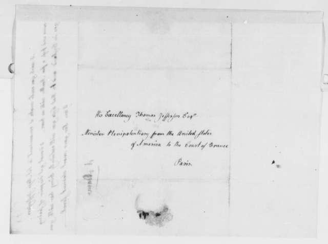 Abigail Smith Adams to Thomas Jefferson, December 20, 1785