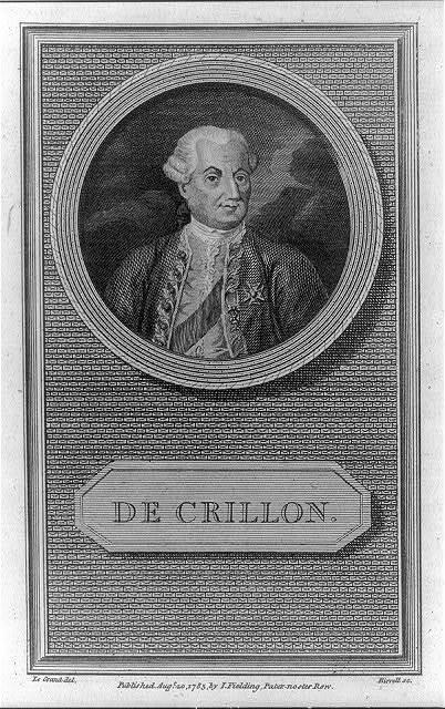 De Crillon / Le Grand del. ; Birrell sc.