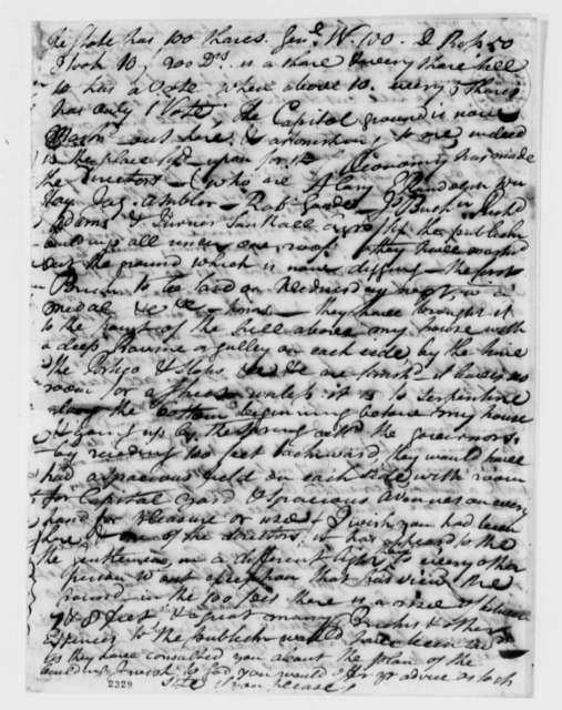 James Currie to Thomas Jefferson, August 5, 1785