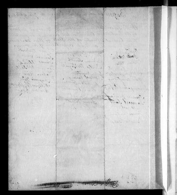 November 12, 1785, Prince Edward, Buffalo Church, in favor of Presbyterian Convention petition.