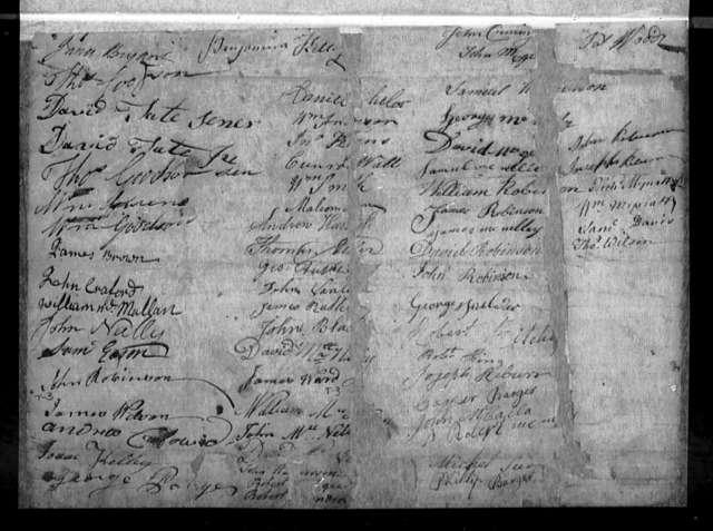 November 28, 1785, Botetourt, Against assessment bill.