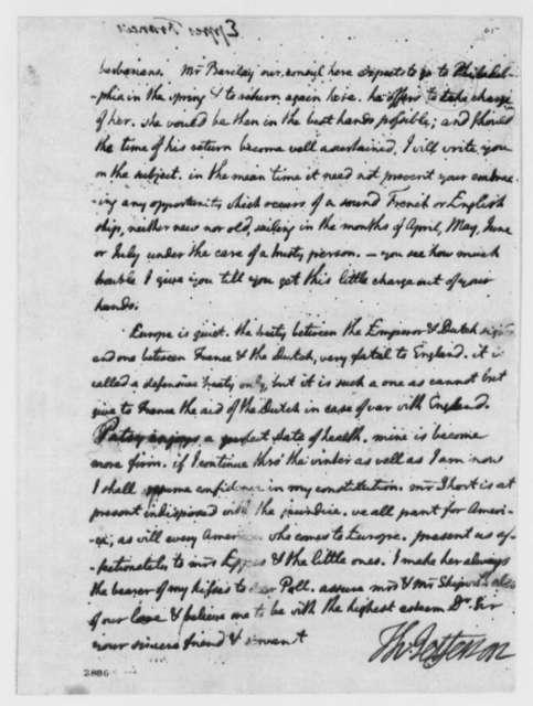 Thomas Jefferson to Francis Eppes, December 11, 1785