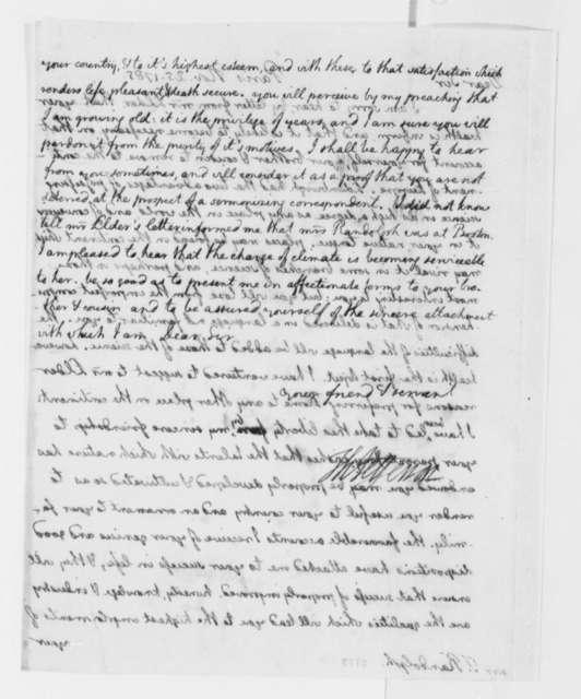 Thomas Jefferson to Thomas Mann Randolph Jr., November 25, 1785