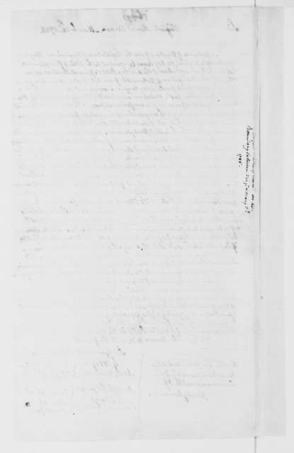Virginia-Maryland Comissioners to Pennsylvania Council and Virginia Legislature, March 28, 1785. Settlement of Issues of Navigation and Jurisdiction, Chesapeake Bay and Potomac River.