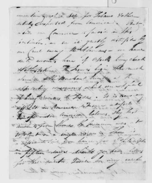 Burrill Carnes to Thomas Jefferson, June 10, 1786