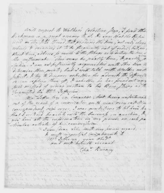Charles Burney to John Paradise, June 19, 1786