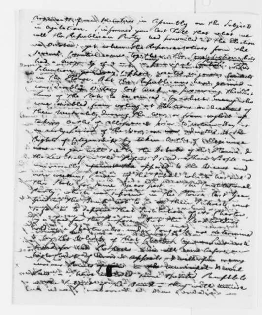 Francis Hopkinson to Thomas Jefferson, March 8, 1786