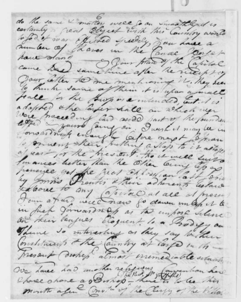 James Currie to Thomas Jefferson, July 9, 1786